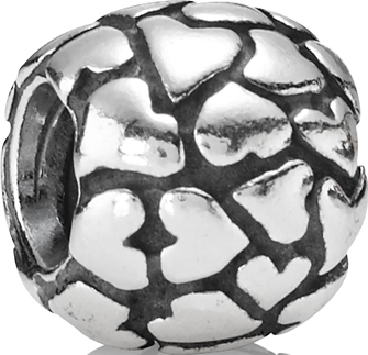 Traumhaftes PANDORA Charms/Beads Basisel...