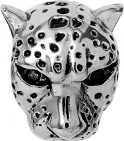 Endless Jewerly 21500 Bead Leopard in Si...