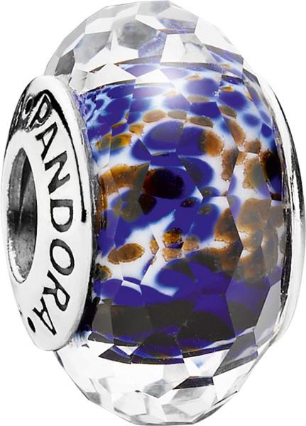 PANDORA Charm 791609 Schimmernder Ozean ...
