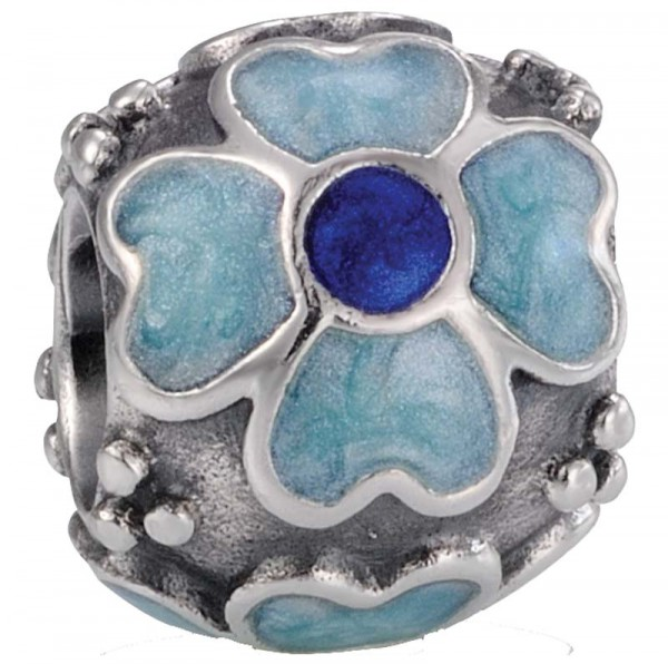 PANDORA Charms Element Blume aus echtem ...