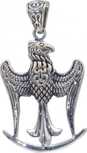 Adleranhänger aus echtem 925/- Silber S...