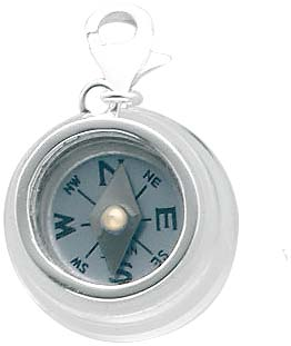 Hammerpreis Stuttgart. Kompass-Charm im ...