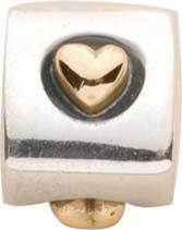 PANDORA Charms Element bicolor Modellnum...